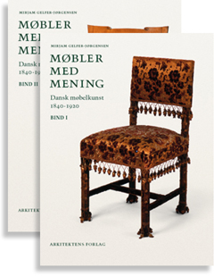 Furniture with meaning. Danish furniture 1840-1920